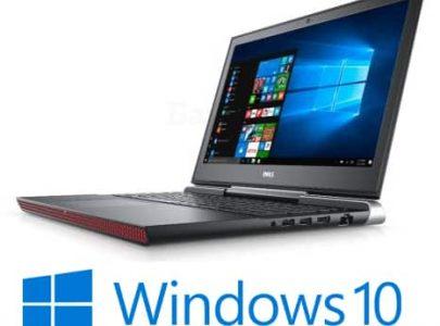 מחשב נייד Dell Inspiron 15 7000 7567- - צבע שחור - Dell