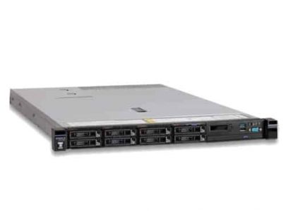 שרת / Server Lenovo x3550 M5 E5-2650v4/12C 2.2GHz 16GB M5210/0 750W - LENOVO